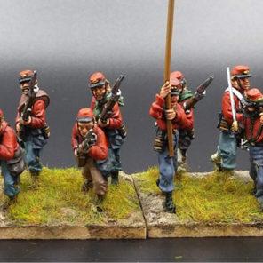 Garibaldi's Volunteers