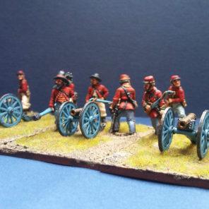 Garibaldi Artillery