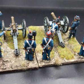 Bourbon Artillery