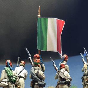 Garibaldi Flags