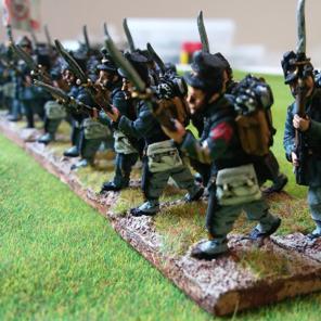 Bourbon Infantry